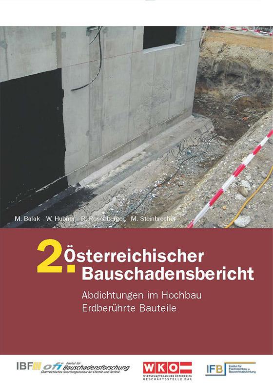 2. Österreichischer Bauschadensbericht