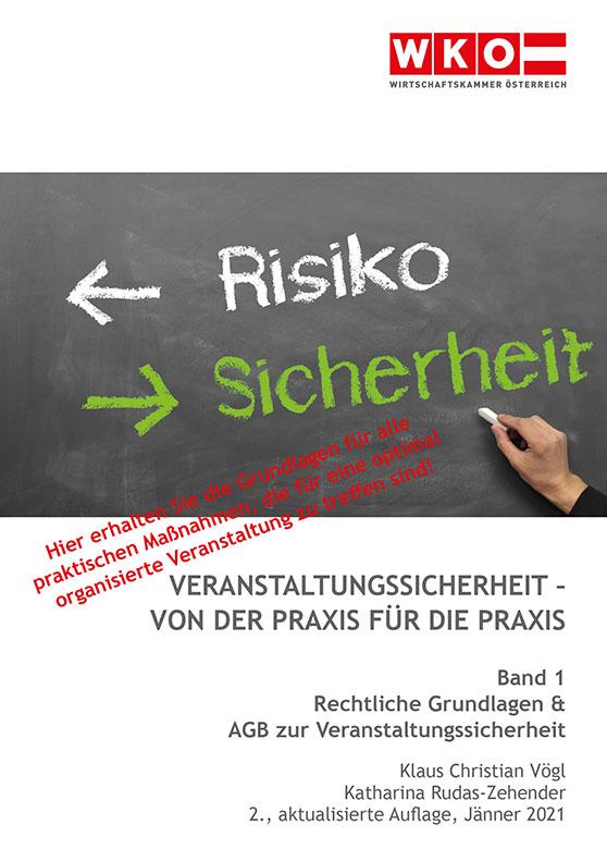 Rechtliche Grundlagen & AGB zur Veranstaltungssicherheit in Österreich