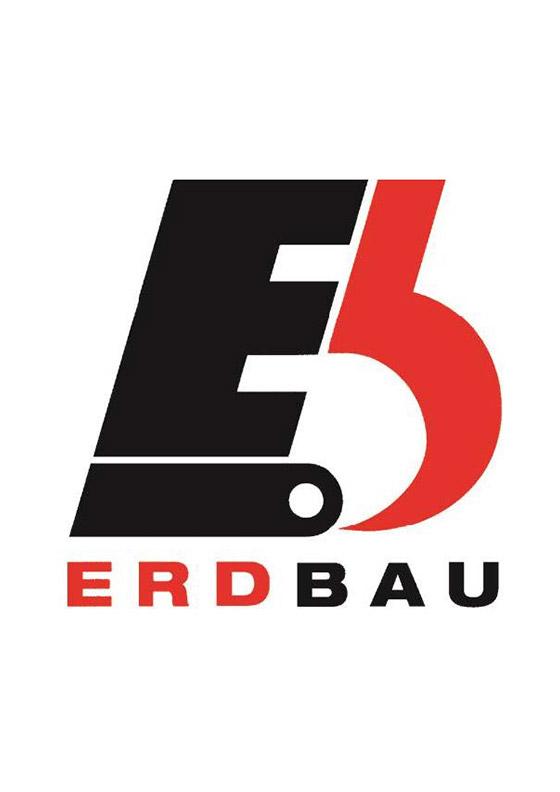 Erdbau-Logokleber 80mm