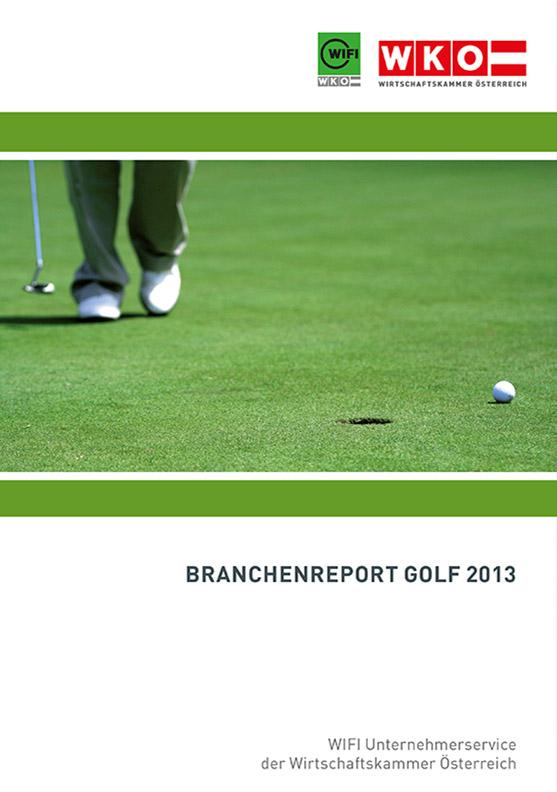 Branchenreport Golf 2013