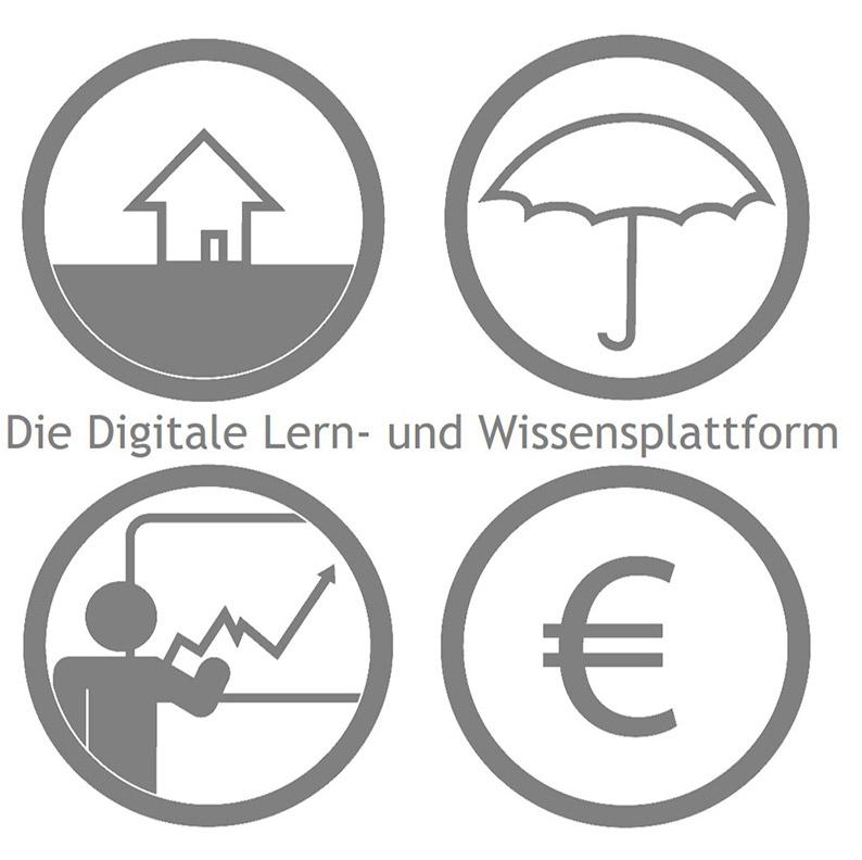 Digitale Lern- und Wissensplattform (DLW) für 1 Jahr – Gewerbliche Vermögensberatung und Wertpapiervermittler