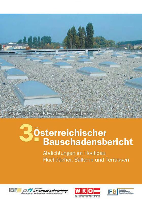 3. Österreichischer Bauschadensbericht