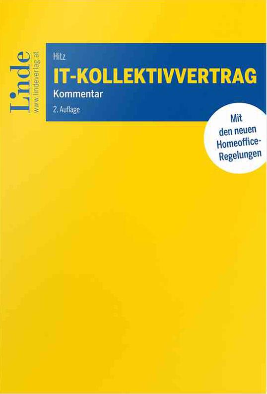 IT-Kollektivvertrag -Kommentar