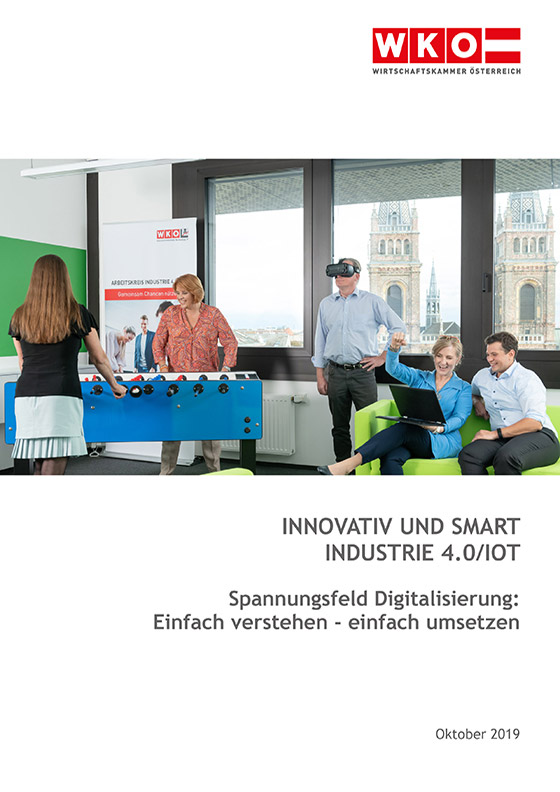 Innovativ und Smart Industrie 4.0/IoT