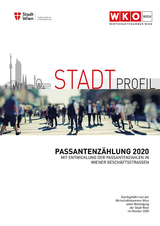 Passantenzählung 2020 - Online Dokument