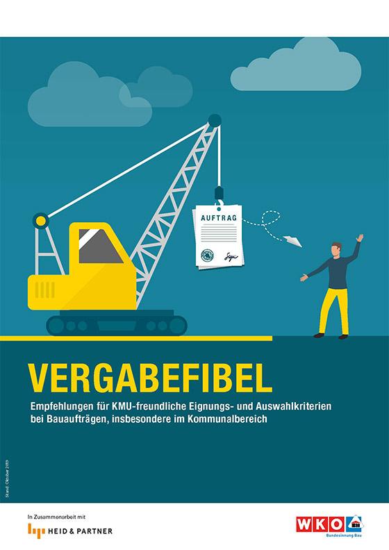 Vergabefibel - Empfehlungen für KMU-freundliche Vergabekriterien bei Bauaufträgen